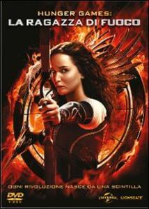 Hunger Games. La ragazza di fuoco di Francis Lawrence - DVD