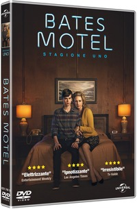 Cover Dvd Bates Motel. Stagione 1 (DVD)