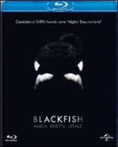 Blackfish di Gabriela Cowperthwaite - Blu-ray