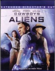 Cowboys & Aliens di Jon Favreau - Blu-ray