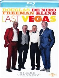 Cover Dvd Last Vegas (Blu-ray)