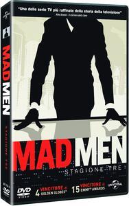 Mad Men. Stagione 3 (4 DVD) - DVD