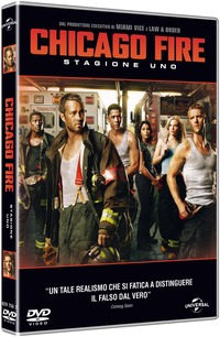 Cover Dvd Chicago Fire. Stagione 1 (DVD)