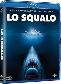 Cover Dvd squalo (Blu-ray)