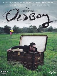 Cover Dvd Oldboy (DVD)