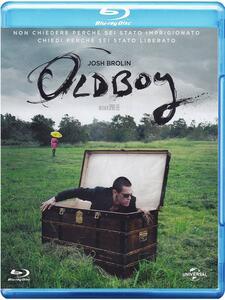 Oldboy di Spike Lee - Blu-ray