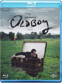 Cover Dvd Oldboy (Blu-ray)