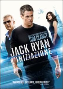 Jack Ryan. L'iniziazione di Kenneth Branagh - DVD