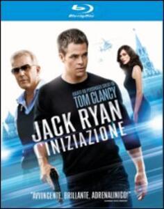 Jack Ryan. L'iniziazione di Kenneth Branagh - Blu-ray