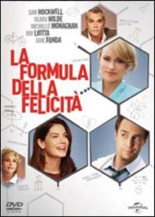 La formula della felicità di David Posamentier,Geoff Moore - DVD