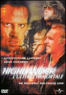 Highlander. L'ultimo immortale di Russell Mulcahy - DVD