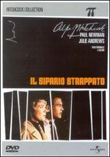 Film Il sipario strappato Alfred Hitchcock