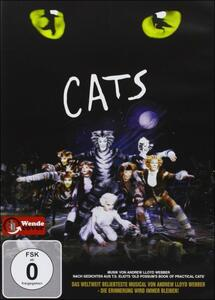 Andrew Lloyd Webber. Cats di David Mallet - DVD