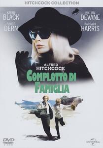 Complotto di famiglia di Alfred Hitchcock - DVD