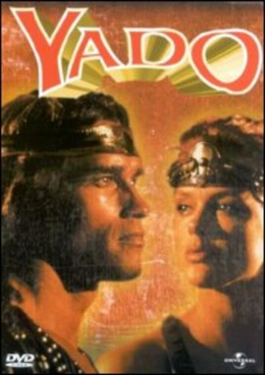 Yado di Richard O. Fleischer - DVD