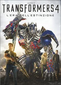 Transformers 4. L'era dell'estinzione di Michael Bay - DVD