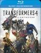 Cover Dvd Transformers 4 - L'era dell'estinzione