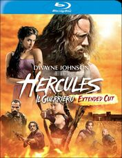 Film Hercules. Il guerriero. Versione estesa (Blu-ray) Brett Ratner