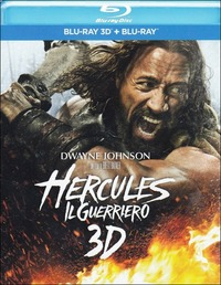 Cover Dvd Hercules. Il guerriero 3D (Blu-ray)