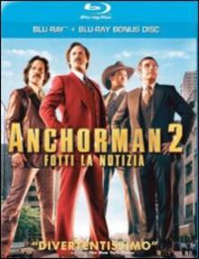 Anchorman 2. Fotti la notizia (2 Blu-ray) di Adam McKay - Blu-ray