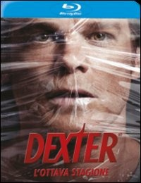 Cover Dvd Dexter. Stagione 8 (Blu-ray)