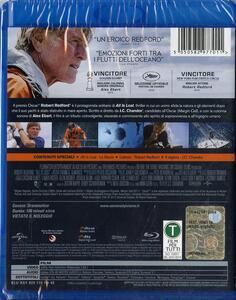 All Is Lost. Tutto è perduto di J. C. Chandor - Blu-ray - 2
