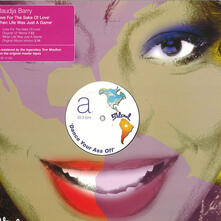 Love for the Sake of Love - Vinile LP di Claudja Barry