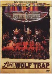 The Doobie Brothers. Live at Wolf Trap - DVD