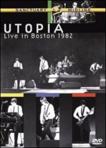 Utopia. Live in Boston 1982 - DVD
