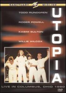 Utopia. Live in Columbus, Ohio 1980 - DVD