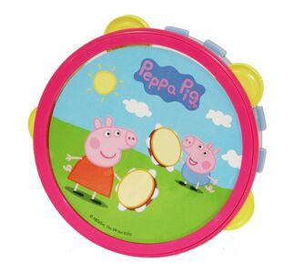 Giocattolo Tamburello Peppa Pig PTS