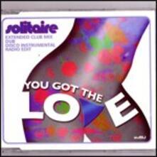 You Got the Love - Vinile LP di Solitaire