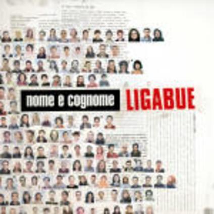 Nome e cognome - CD Audio di Ligabue