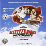 Cover CD Colonna sonora Eccezzziunale veramente - Capitolo secondo... me