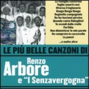 CD Le più belle canzoni di Renzo Arbore di Renzo Arbore
