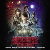 Vinile Stranger Things Season 1 vol.1 (Colonna Sonora) Kyle Dixon Michael Stein
