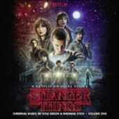 CD Stranger Things Season 1 vol.1 (Colonna Sonora) Kyle Dixon Michael Stein