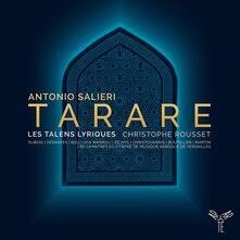 Tarare - CD Audio di Antonio Salieri,Christophe Rousset,Les Talens Lyriques
