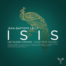Isis - CD Audio di Jean-Baptiste Lully,Christophe Rousset,Les Talens Lyriques