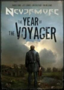Nevermore. The Year of the Voyager (2 DVD) - DVD