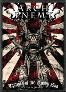 Arch Enemy. Tyrants of the Rising Sun - DVD
