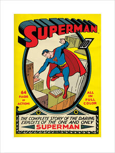 Poster Superman. No.1