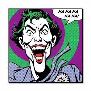 Poster Joker. Ha Ha Ha Ha Ha