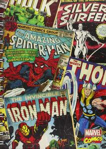 Quaderno Marvel (Montage A5 Notebook)