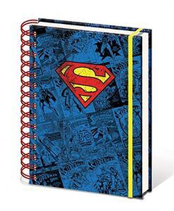 Quaderno Dc Comics A5 Notebook (Superman)