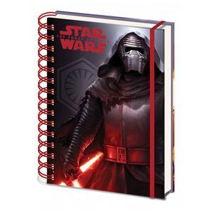 Cartoleria Notebook Star Wars. Kylo Ren Pyramid