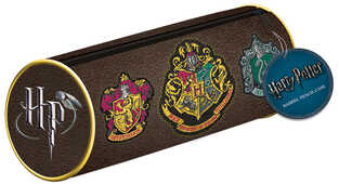 Cartoleria Astuccio Harry Potter. Crests Pyramid