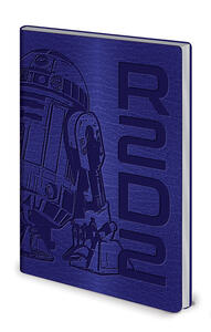 Quaderno A5 Star Wars R2-D2