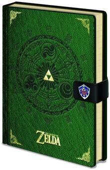Quaderno Notebook A5 Premium. Legend of Zelda