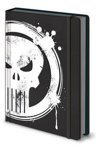 Quaderno Premium A5 Marvel Punisher